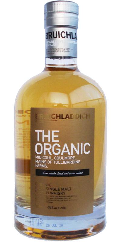bruichladdich organic