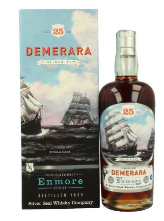Demerara-Enmore-25-y.o.-Silver-Seal-e1396603730930