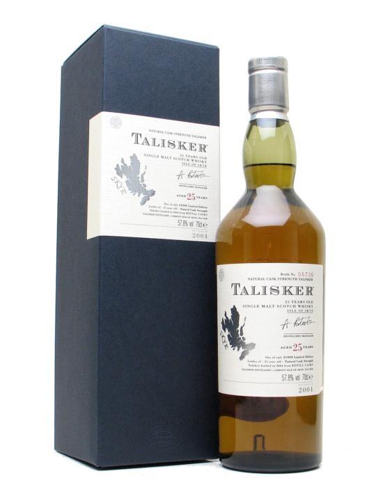 Talisker 25 2004</body></html>