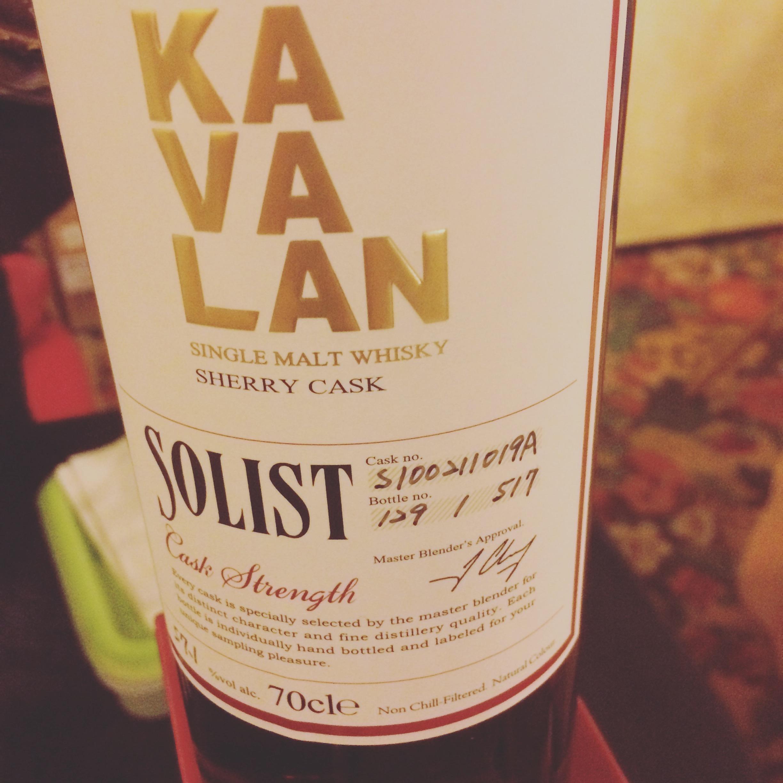 Kavalan Solist Sherry (OB, </p srcset=