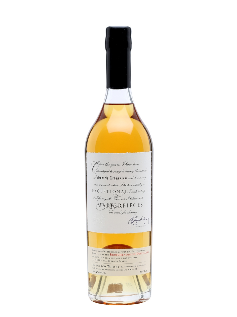 Bruichladdich 2002/2015 Masterpieces (Speciality </p srcset=