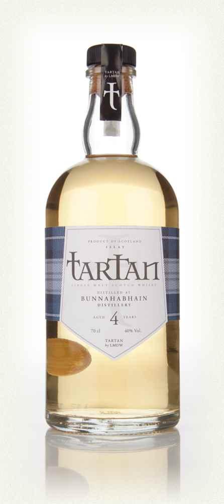 Bunnahabhain 4 Years Old Tartan (La Maison Du Whisky, 2015, 40%)