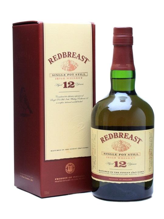Redbreast 12 (OB, 2015, 40%)