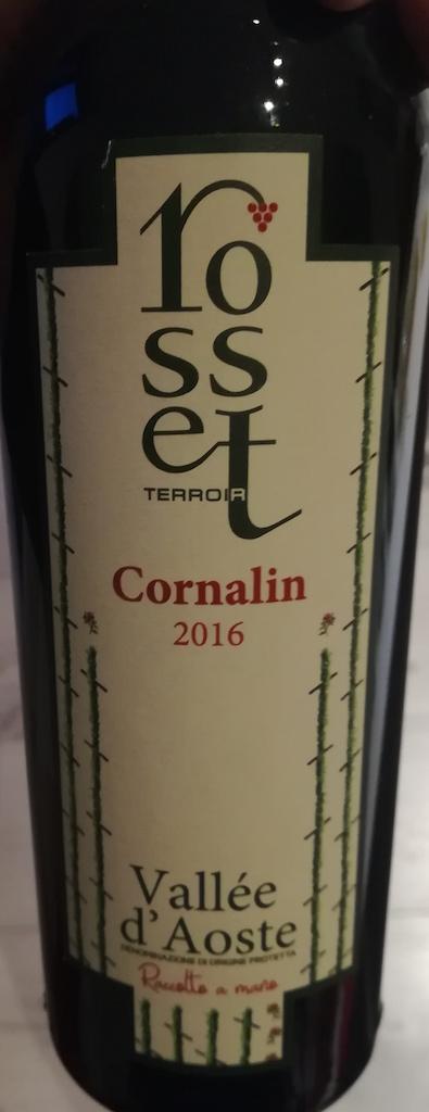 Cornalin Rosset 2016