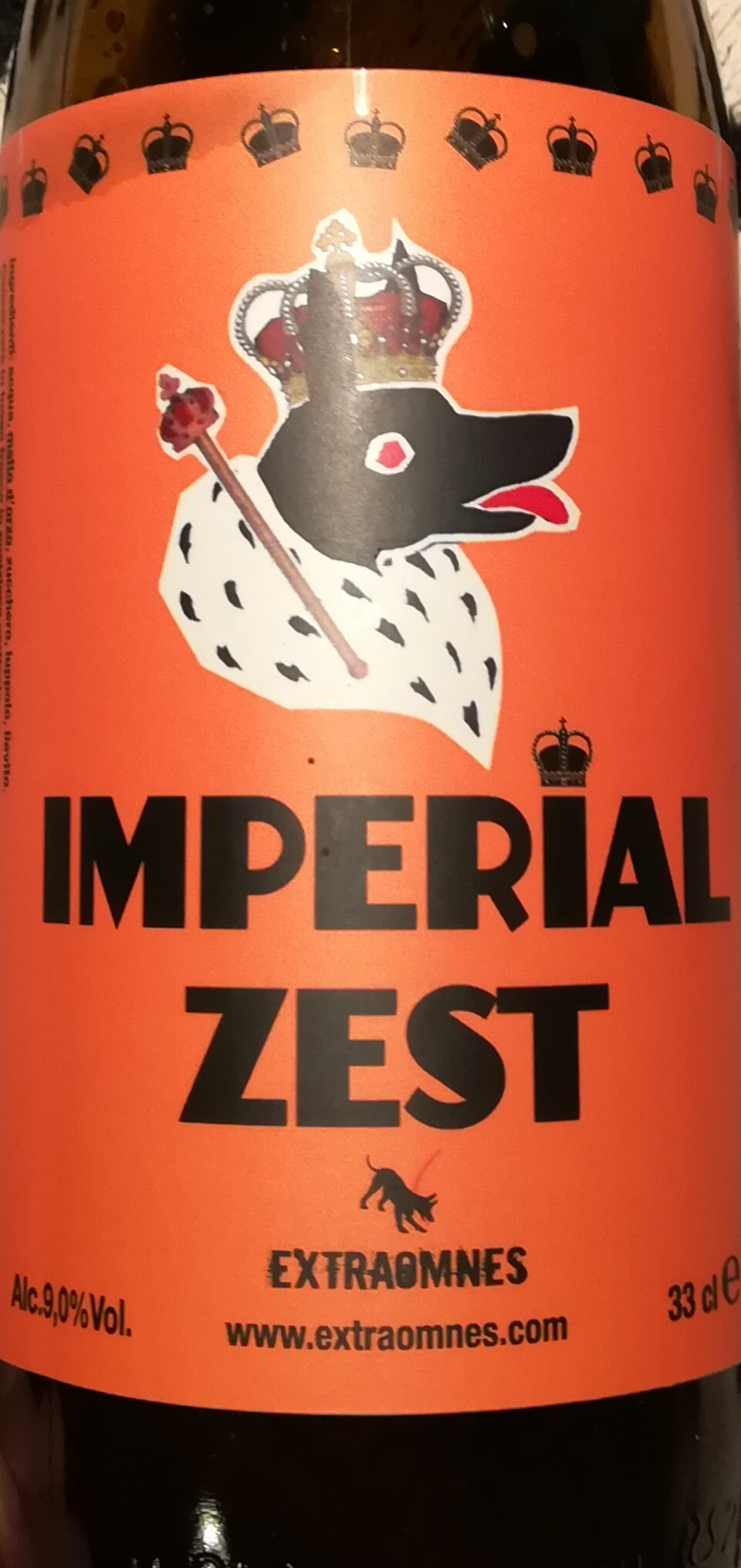 extraomnes imperial zest
