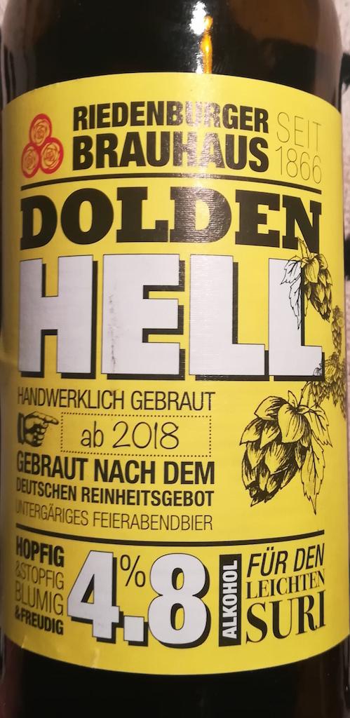 Reidenburger Dolden Hell