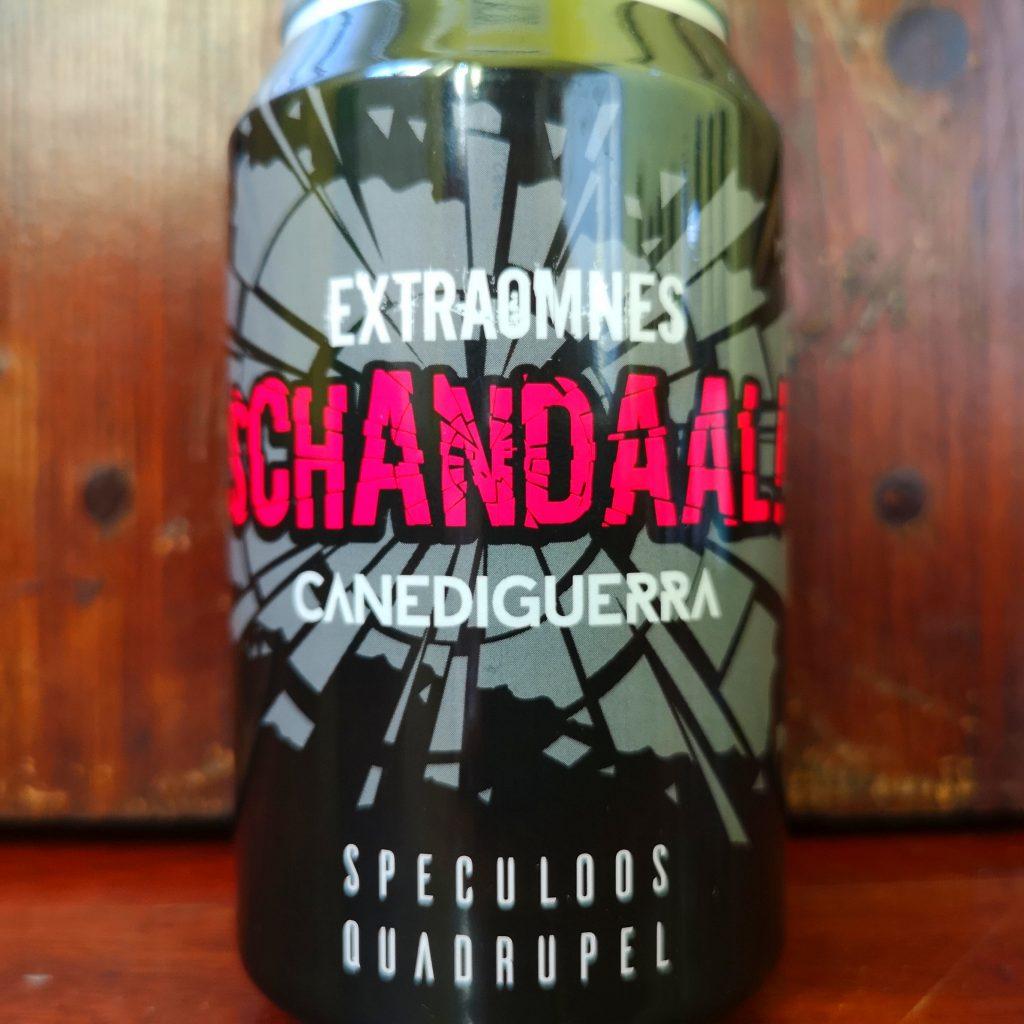EXTRAOMNES + CANEDIGUERRA SCHANDAAL!