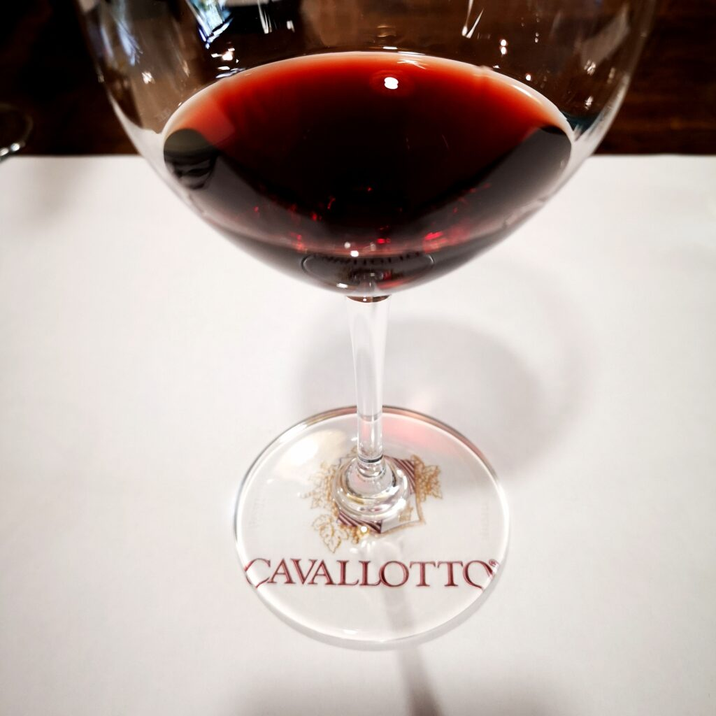CAVALLOTTO - VISITA IN CANTINA